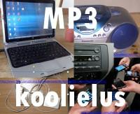 "E-kursus ""MP3 koolielus"" 1"