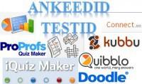 Veebipõhiste testide koostamine ja kasutamine õppetöös