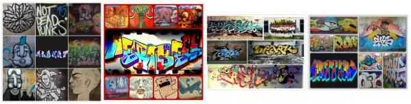 "Konkursi ""Minu nimi ja Grafiti"" konkursitööd 1"