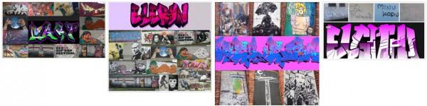 "Konkursi ""Minu nimi ja Grafiti"" konkursitööd 2"